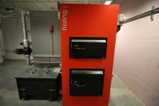 Froling TM 500 Boiler