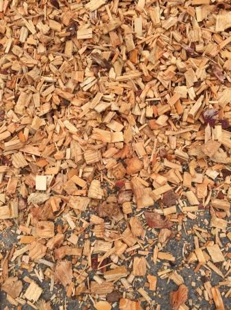 Grade A woodchip